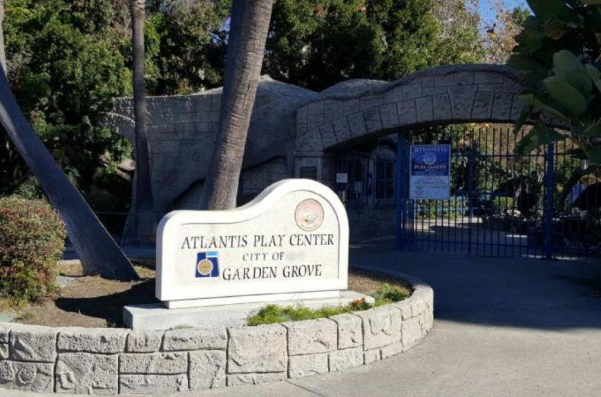 Atlantis Play Center Orange County Garden Grove