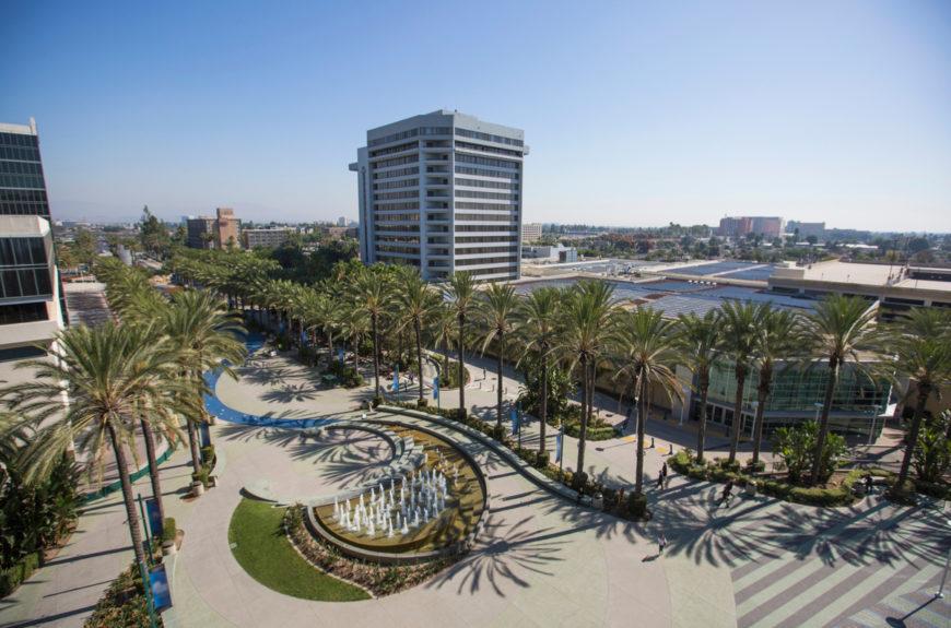 City of Anaheim